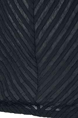 Semi-transparente Bluse Gothicana