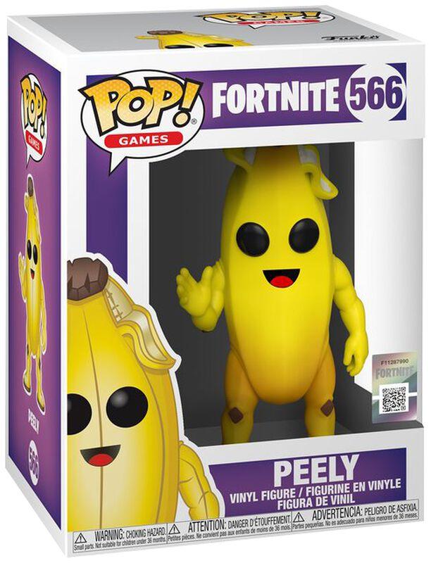 Peely Vinyl Figur 566