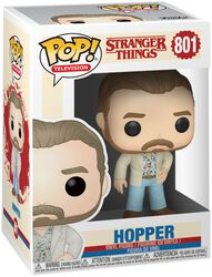 Season 3 - Hopper Vinyl Figure 801