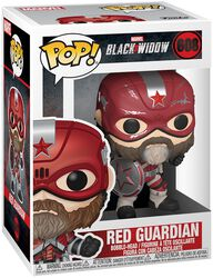 Red Guardian Vinyl Figur 608