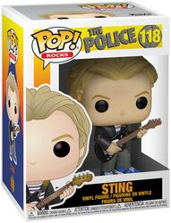 Sting Rocks Viinyl Figure 118