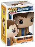 10th Doctor Vinyl Figure 221