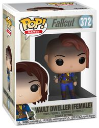 Vault Dweller (Female) Vinyl Figure 372