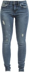 Lucy NW Piping Dest Jeans VI881