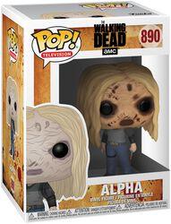 Alpha Vinyl Figur 890