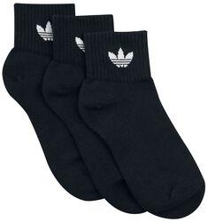 Mid Ankle Socks 3er-Pack