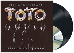25th anniversary  - Live in Amsterdam