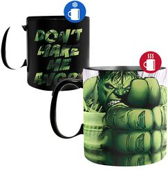 Hulk Smash - mit Thermoeffekt