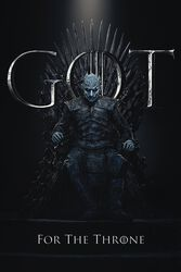 The Night King for the Throne