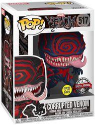 Corrupted Venom (GITD) Vinyl Figure 517