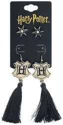 Hogwarts Tassel Earrings