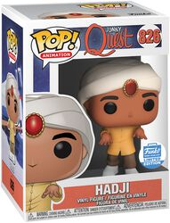 Jonny Quest (Funko Shop Europe) Vinyl Figur 826