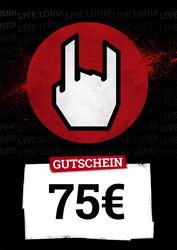 Kauf- und Wertgutschein 75,00 EUR