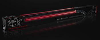 The Black Series - Asajj Ventress - Force FX Lichtschwert