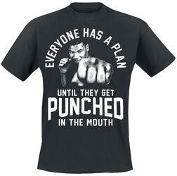 Tyson Fist Punched