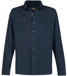 Dominator Flannel Workshirt Black