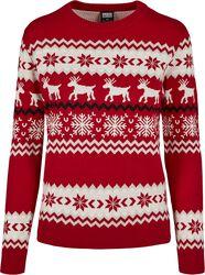 Ladies Norwegian Christmas Sweater