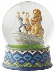Der König der Löwen Schneekugel