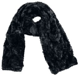 Weicher kuscheliger Schal mit Taschen