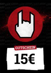 Kauf- und Wertgutschein 15,00 EUR