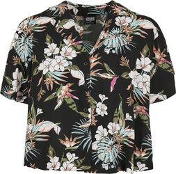 Ladies Viscose Resort Shirt