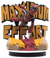 Q-Figur Deadpool Maximum Effort (Max Diorama)