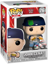 John Cena - Dr. of Thuganomics Vinyl Figure 76