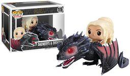 Daenerys Targaryen & Drogon Vinyl Figure 15