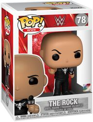 The Rock Vinyl Figur 78