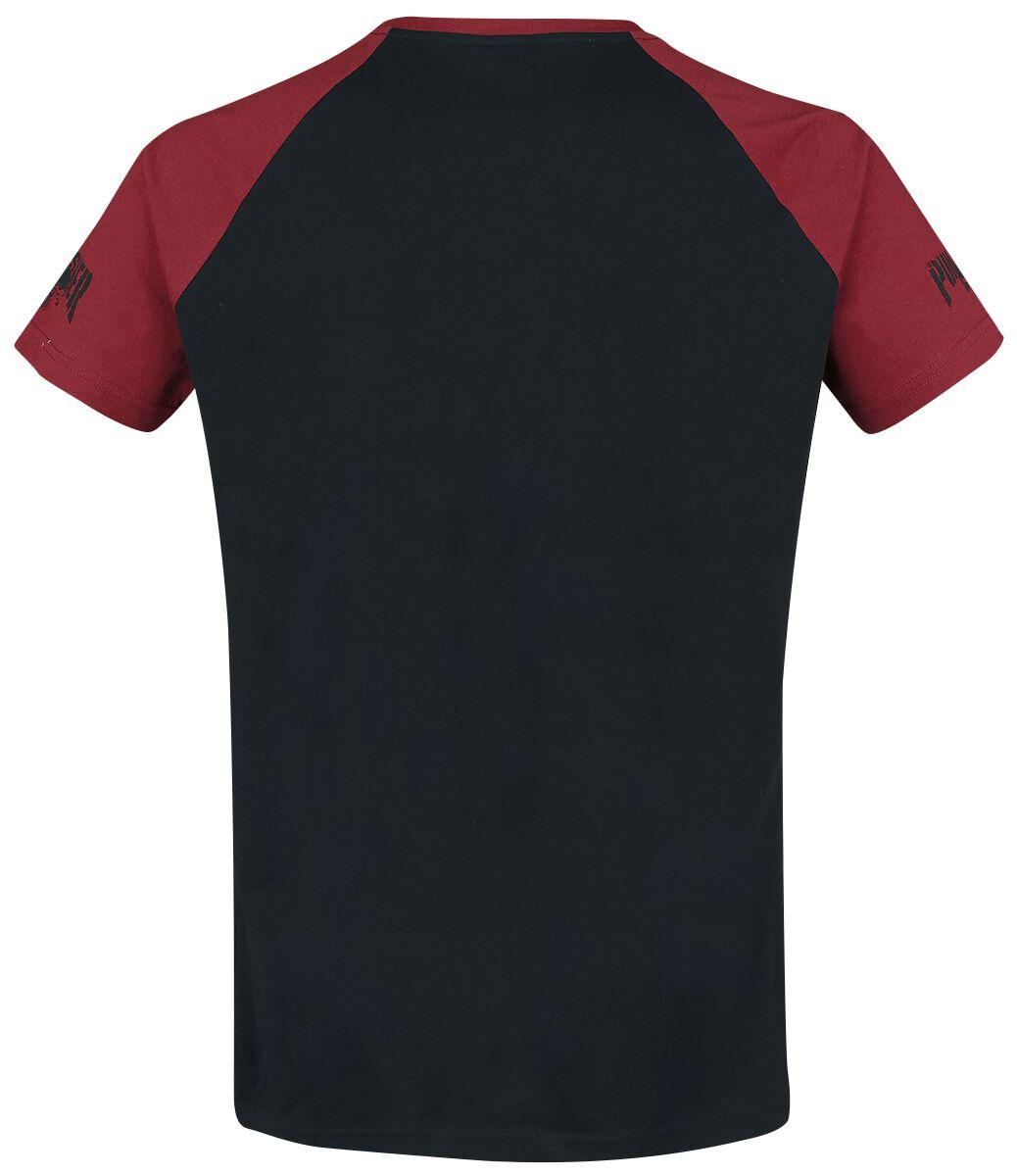 Skull Logo The Punisher T Shirt Emp