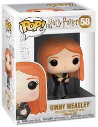 Ginny Weasley with Diary Vinyl Figure 58