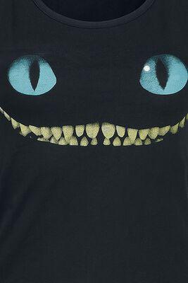 Grinsekatze - Lächeln