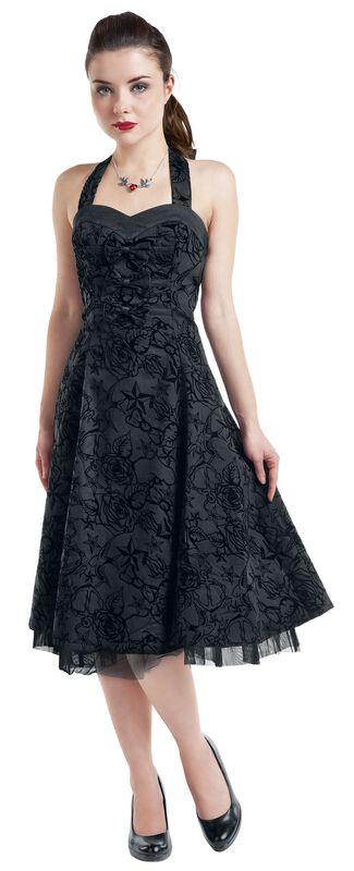 Longue tattoo Dress