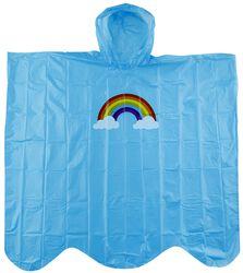 Regenponcho - Regenbogen