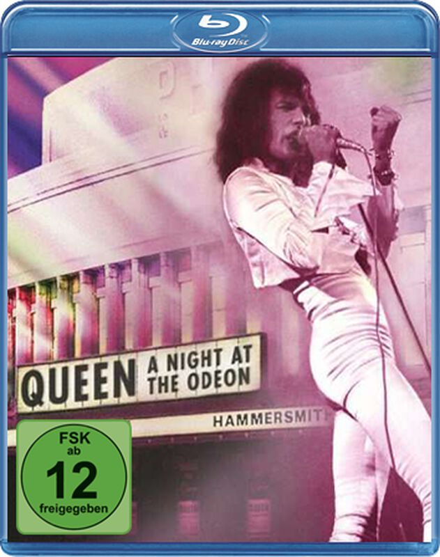 A night at the Odeon - Hammersmith 1975