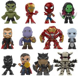 Infinity War - Mystery Mini Blind