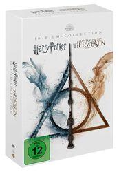 Wizarding World  Harry Potter & Phantastische Tierwesen (10-Film-Collection)