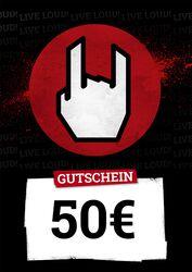 Kauf- und Wertgutschein 50,00 EUR