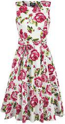 Sweet Rose Swing Dress