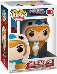 Sorceress Vinyl Figur 993