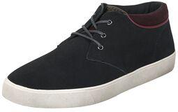 Mid Sneaker Navy