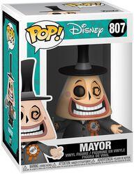 Mayor (Chase Edition möglich) Vinyl Figur 807