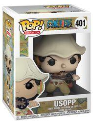 Usopp Vinyl Figure 401