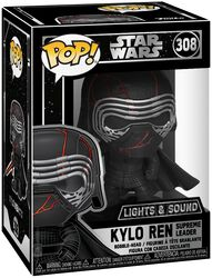 Episode 9 - Der Aufstieg Skywalkers - Kylo Ren  (Lights and Sound) Vinyl Figure 308