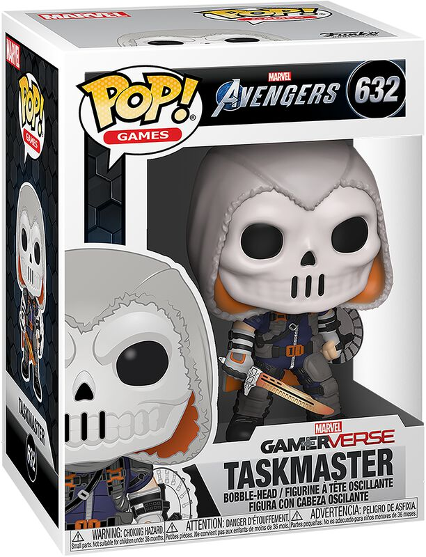 Taskmaster Vinyl Figur 632