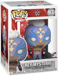 Rey Mysterio Vinyl Figur 93