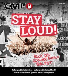 EMP Magazin Ausgabe Music Unisex Österreich 02 2020