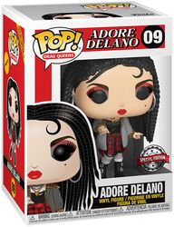 Drag Queens Adore Delano Vinyl Figur 09