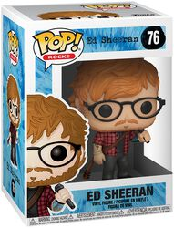 Ed Sheeran Rocks Vinyl Figur 76