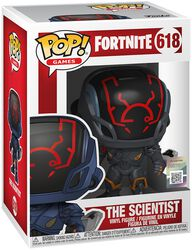 The Scientist Vinyl Figur 618